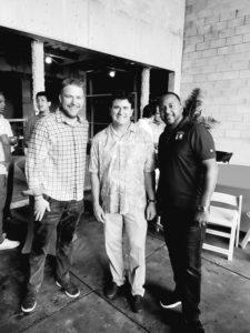 David Cobb, Jay Adams, Ed Kobel photo