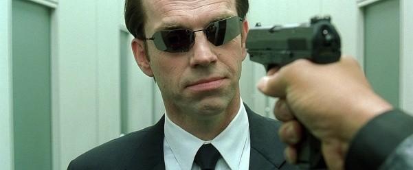 The Matrix Mr. Smith screenshot