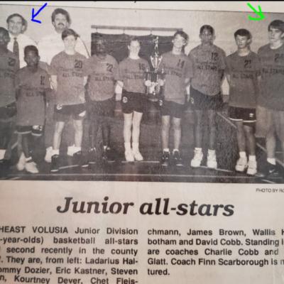 junior all stars