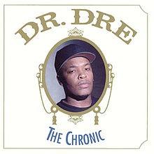 The Chronic album cover